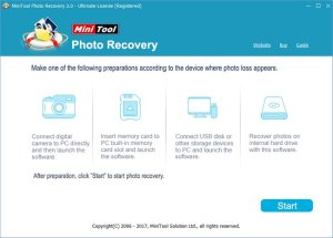 MiniTool Photo Recovery 3 Crack