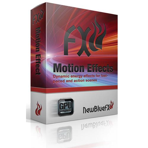 NewBlue Motion Effects 3 Full Crack