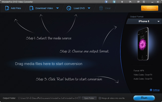 WonderFox DVD Video Converter Full Crack