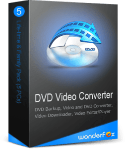 WonderFox DVD Video Converter crack patch keygen Serial Key