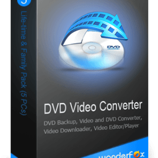 WonderFox DVD Convertor video Crack Patch Keygen Cheie Serial
