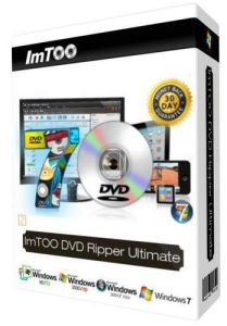 ImTOO DVD Ripper Ultimate Full Crack