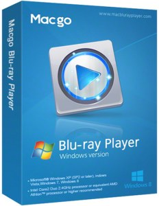 Macgo Windows Blu-ray Player Full Crack