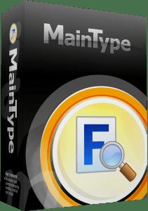 MainType Professional Edition Full Crack
