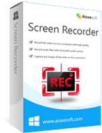 Aiseesoft Screen Recorder Crack Patch Serial Key