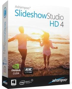 Ashampoo Slideshow Studio HD Full Crack