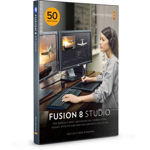 Blackmagic Design Fusion Studio Full Version Crack