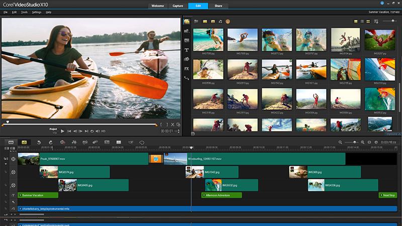Corel VideoStudio Ultimate X10 Full Version Crack License Key