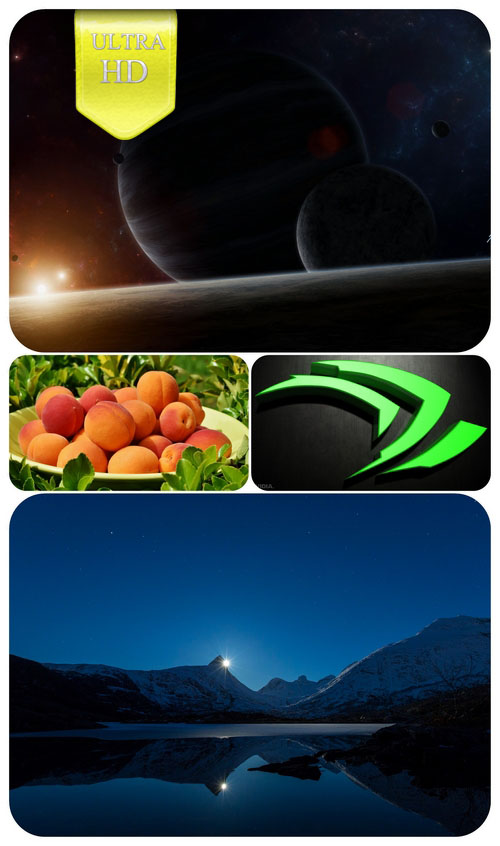 Ultra HD Wallpaper Pack