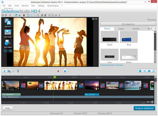 Ashampoo Slideshow Studio HD Crack Serial Key
