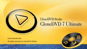 CloneDVD 7 Ultimate Full Version