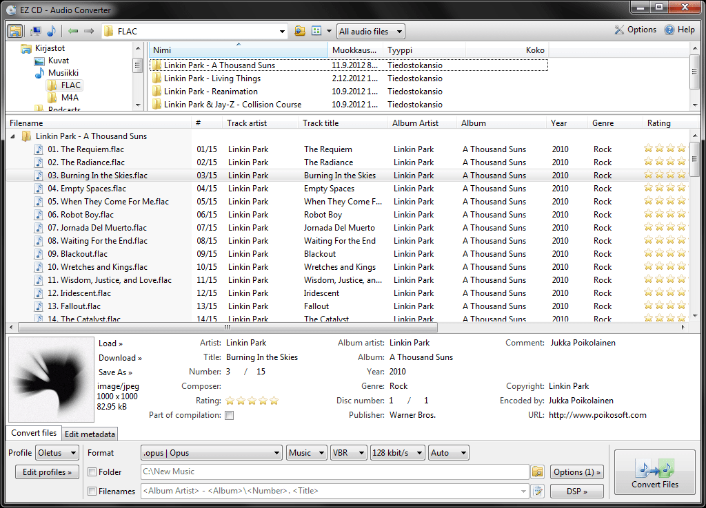EZ CD Audio Converter Ultimate Free Download Full Version