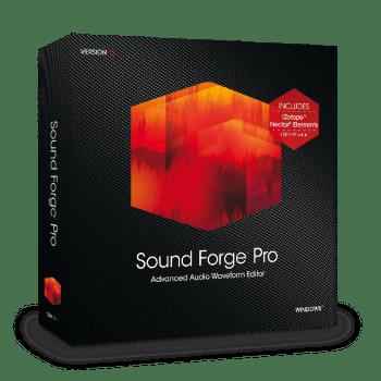 MAGIX Sound Forge Pro Full Version Crack