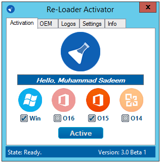 Re-Loader Activator 3.1 Beta 1