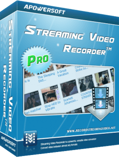 Apowersoft Streaming Video Recorder Full Crack Serial Key