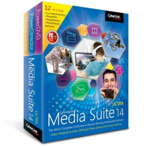 CyberLink Media Suite 14 Ultra Crack