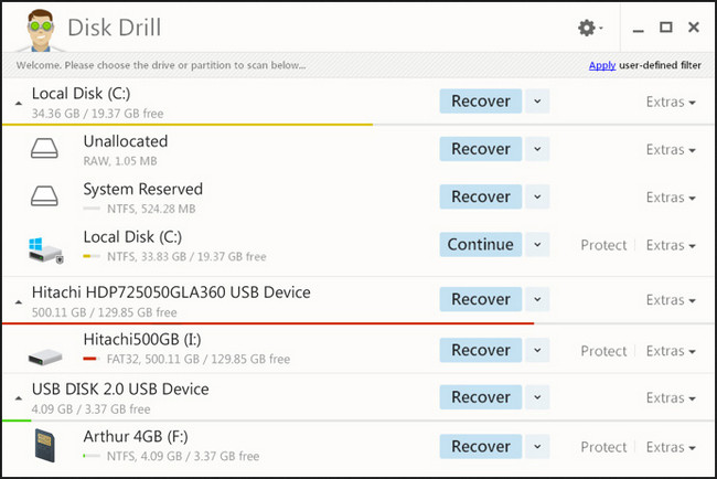 Disk Drill Professional Full Version Crack
