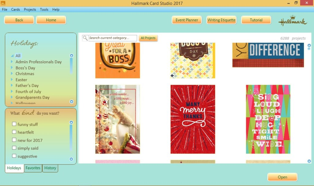 Hallmark Card Studio 2017 Deluxe Crack Serial Key
