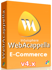 Intuisphere WebAcappella E-Commerce Crack Serial Key