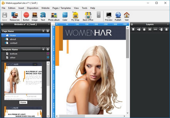 Intuisphere WebAcappella E-Commerce Full Version Crack
