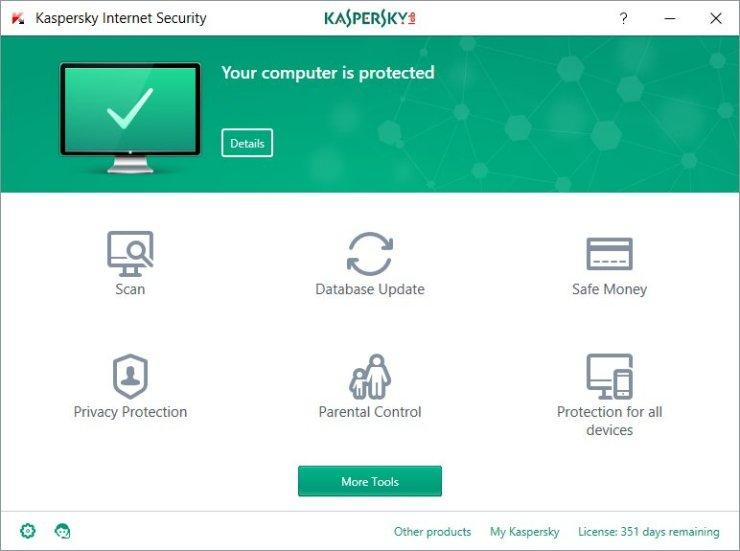 Kaspersky Internet Security 2018 License Keys
