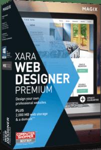MAGIX Web Designer 12 Premium Crack