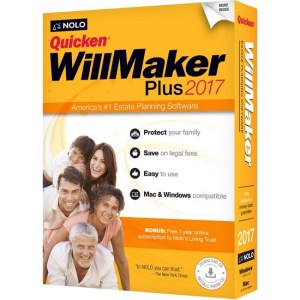 Quicken WillMaker Plus 2017 Crack Serial Key