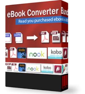 eBook Converter Bundle Crack Serial Key