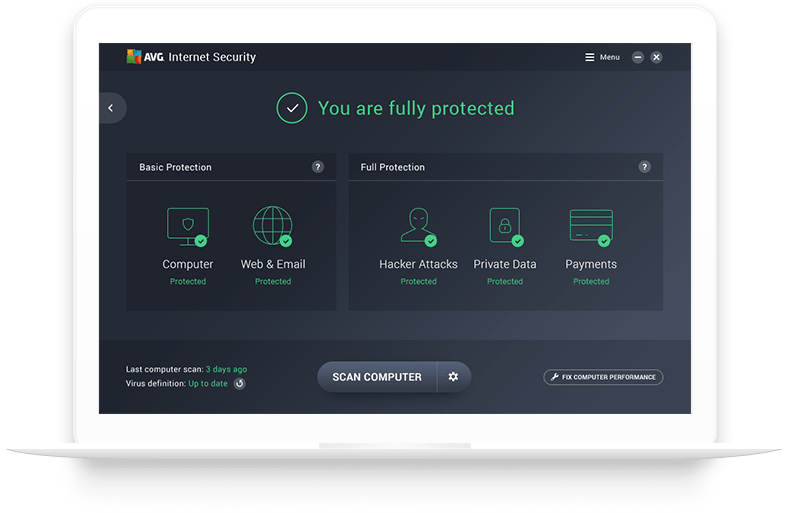 AVG Internet Security 2017 License Key