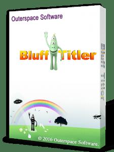 BluffTitler Ultimate 13 MegaPack 2017 Crack Full Version