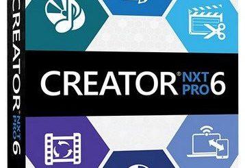 Corel Roxio Creator NXT Pro 6 Crack License Key