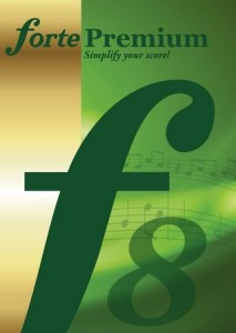 Forte Notation FORTE 8 Premium Crack Keygen Serial Key