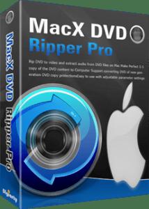 MacX DVD Ripper Pro Crack Patch License Key