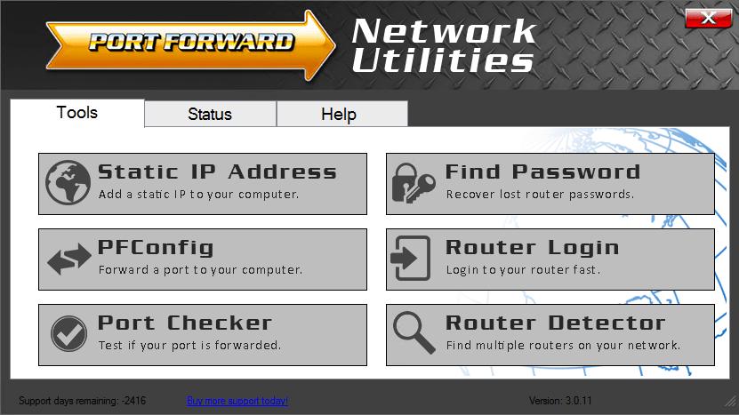 PortForward Network Utilities Full Crack Serial Key