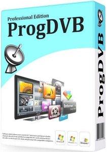 ProgDVB Professional Crack Serial Key 2017