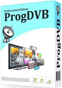 ProgDVB Professional Crack Serial Key 2017
