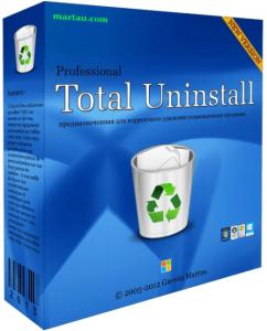 Total Uninstall Professional Crack Serial Key