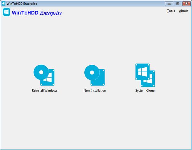 WinToHDD Enterprise Full Crack License Key