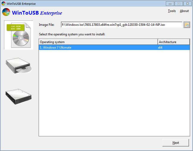 WinToUSB Enterprise Crack Keygen Patch Serial Key