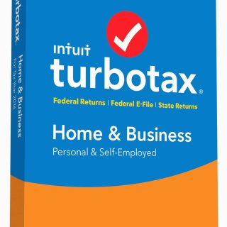 Intuit TurboTax Home & Business 2018 Activation Key