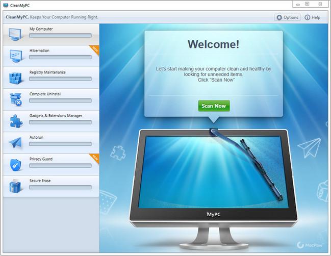 MacPaw CleanMyPC Full Version Crack