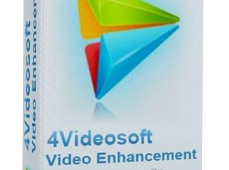 4Videosoft Video Enhancement Crack Patch Keygen Serial Key