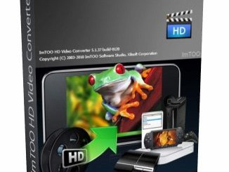 ImTOO HD Video Converter Crack Patch Keygen Serial Key