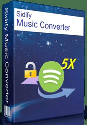 Sidify Music Converter Crack Patch Keygen Serial Key