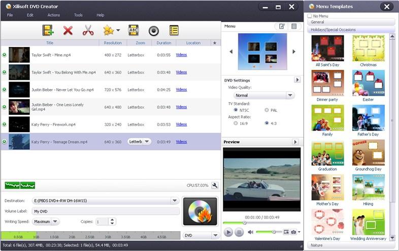 Xilisoft DVD Creator Crack Full Version
