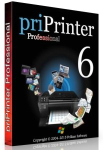 priPrinter Professional 6 Crack Patch Keygen License Key