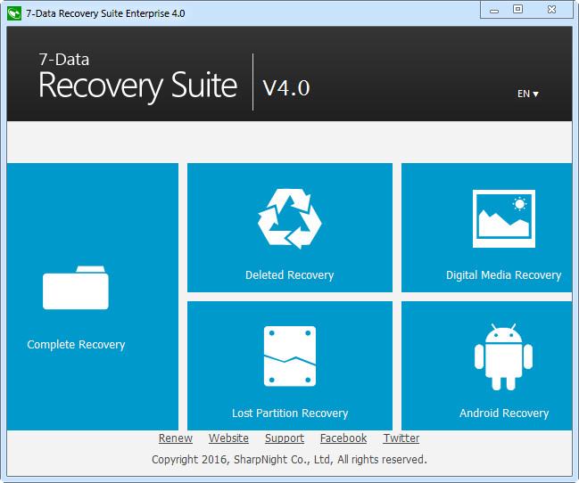 7-Data Recovery Suite Enterprise Full Version Crack