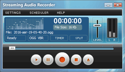 AbyssMedia Streaming Audio Recorder Full Version Crack