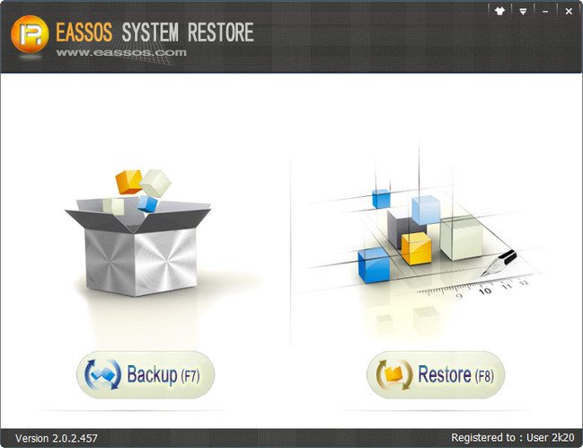 Eassos System Restore Crack Patch Keygen License Key