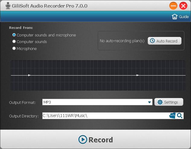 GiliSoft Audio Recorder Pro Crack Patch Keygen Serial Key
